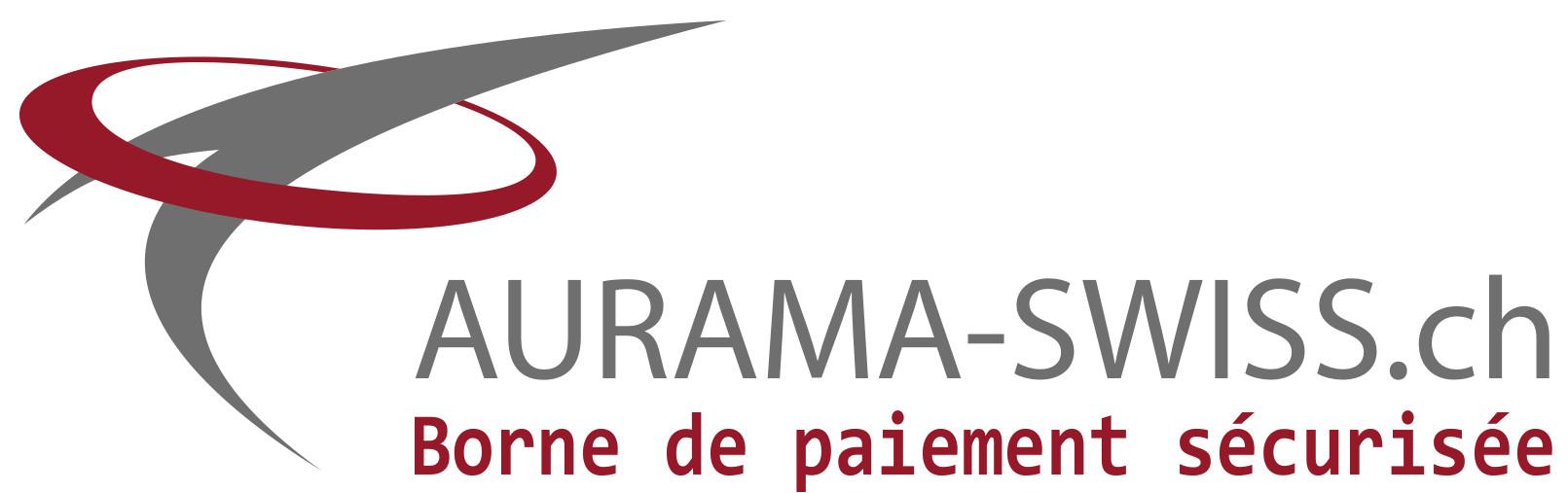 Bornes de paiement sécurisées – Aurama-Swiss SA